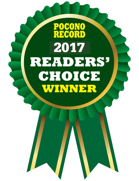2017 Pocono Record Reader's Choice Award