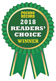 2018 Pocono Record Reader's Choice Award